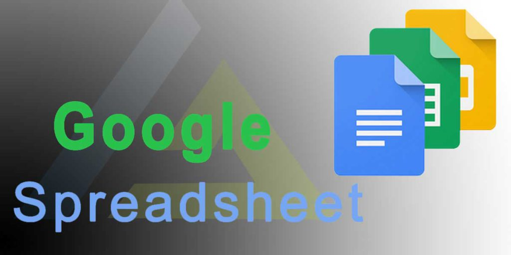 Google Spreadsheet1 1